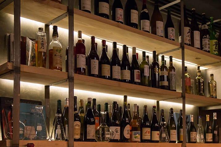 Le Tachinomi Desu whisky japonés sake ciudad de méxico, int2
