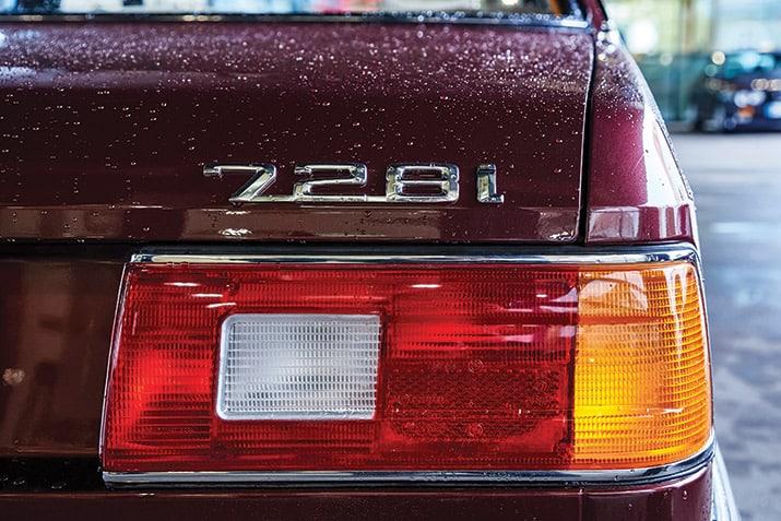 BMW Hist Int 5