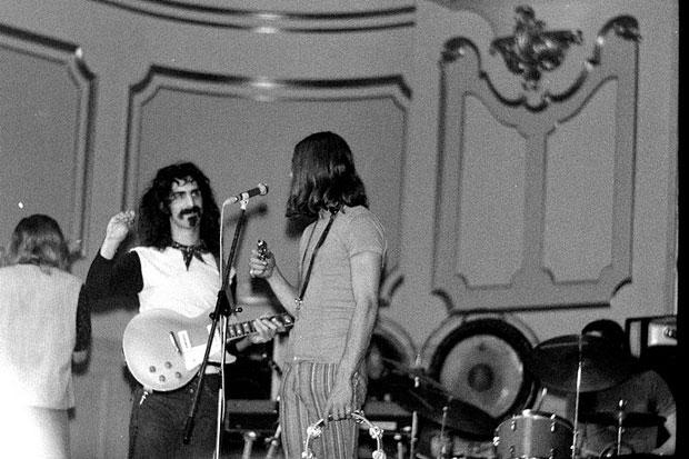 Frank Zappa, int2
