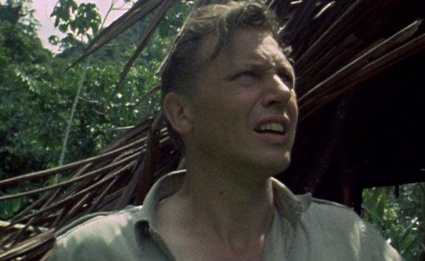 David Attenborough en A blank on the map