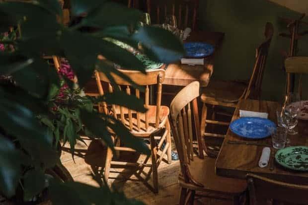Rosetta restaurante
