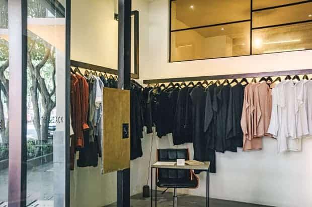 Napoleón tienda de ropa