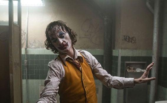 Joaquin Phoenix en Joker, de Todd Phillips