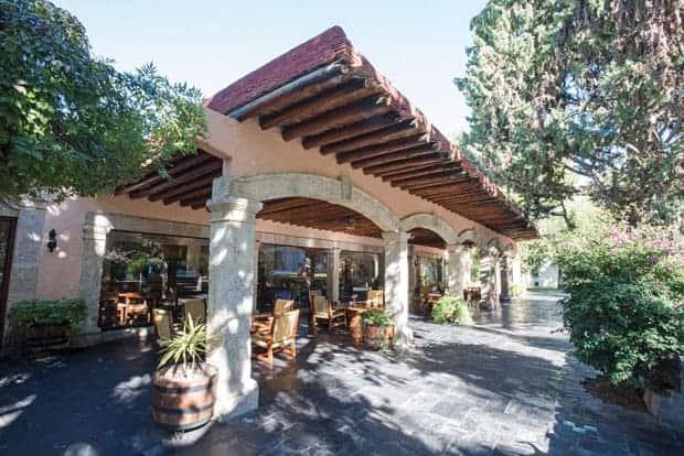 restaurantes en Parras