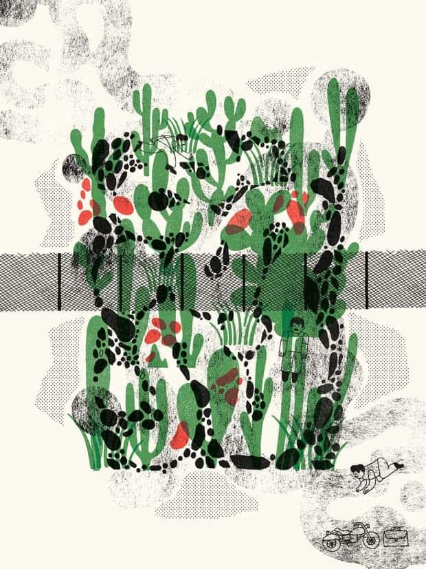 El Cartel de Sinaloa IlustracionesManuel Vargas