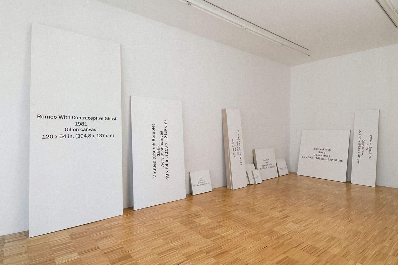 This Painting is Missing (2006 al presente).