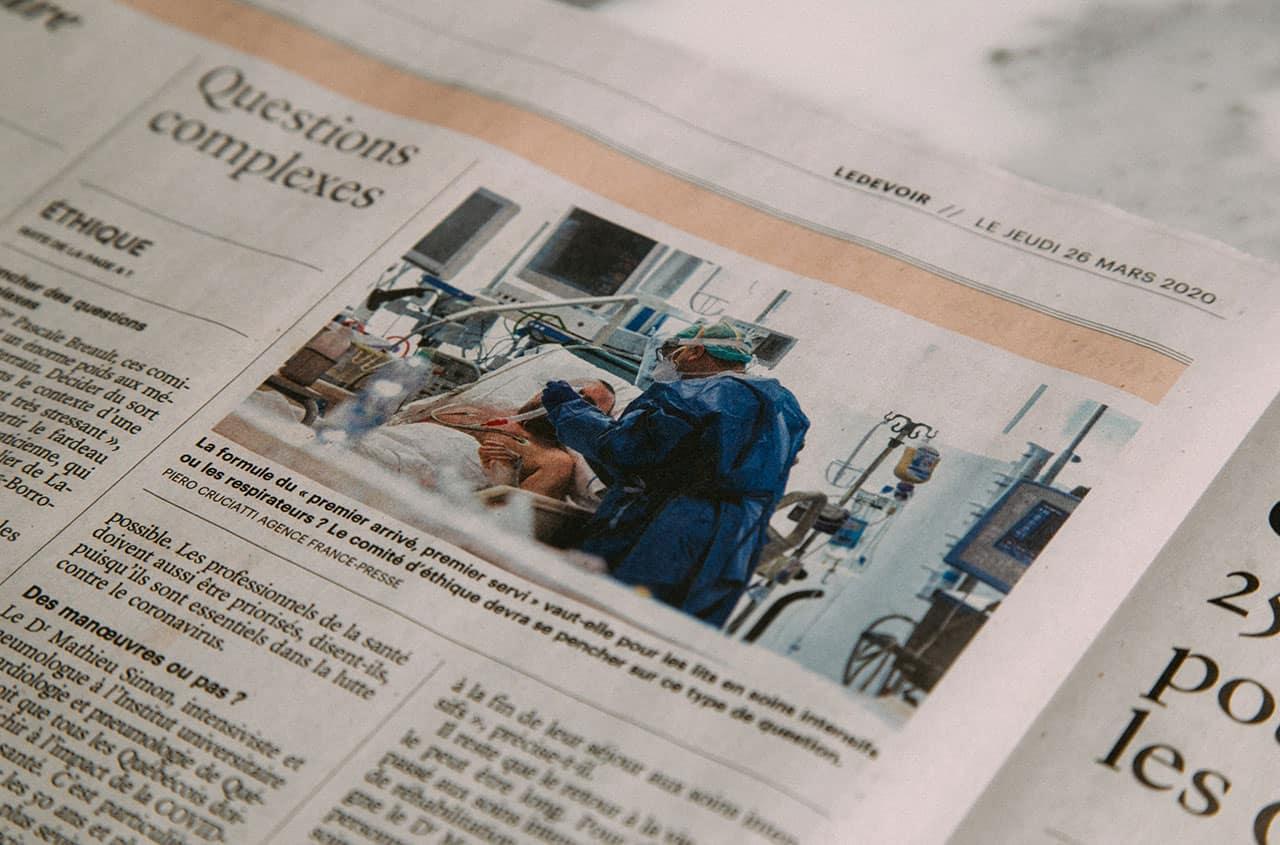 Sopa de Wuhan: apuntes sobre la pandemia